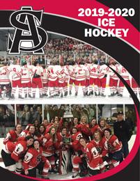 TPC Media Guide Archbishop Spalding Ice Hockey 2019-2020