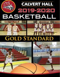 TPC Media Guide CHC Basketball 2019-2020