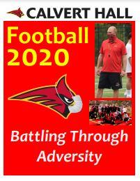 TPC Media Guide CHC Football 2020